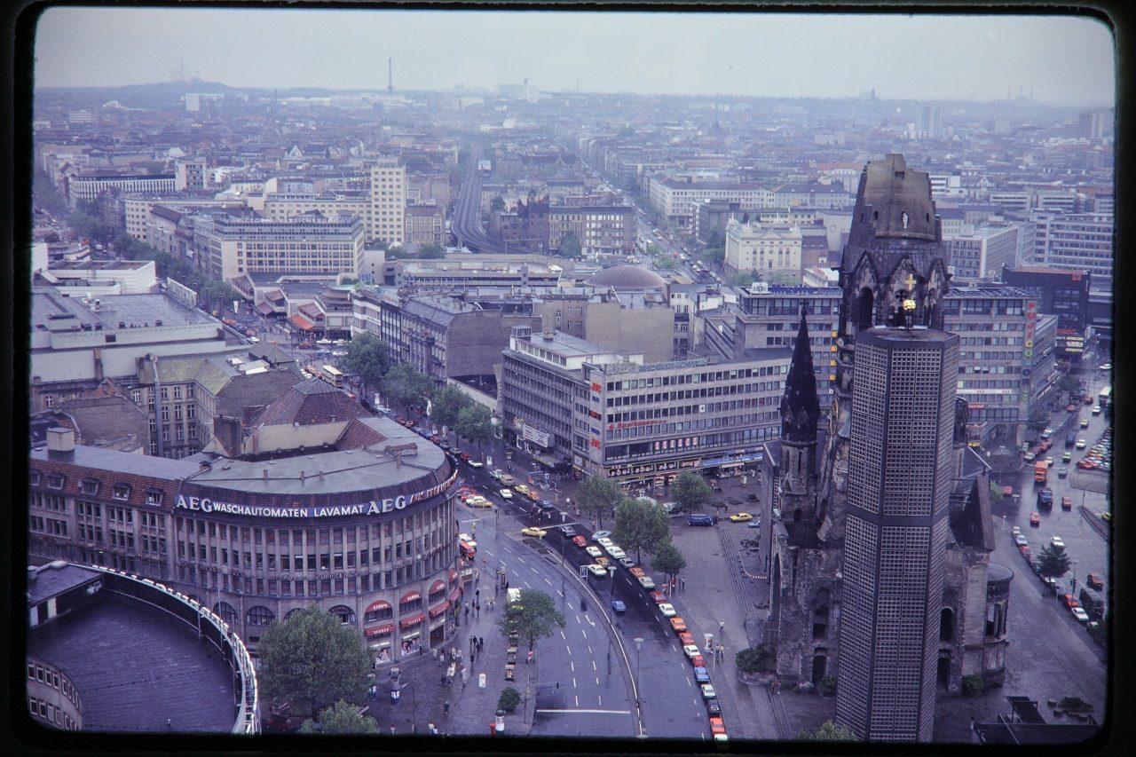 West Berlin, 1980