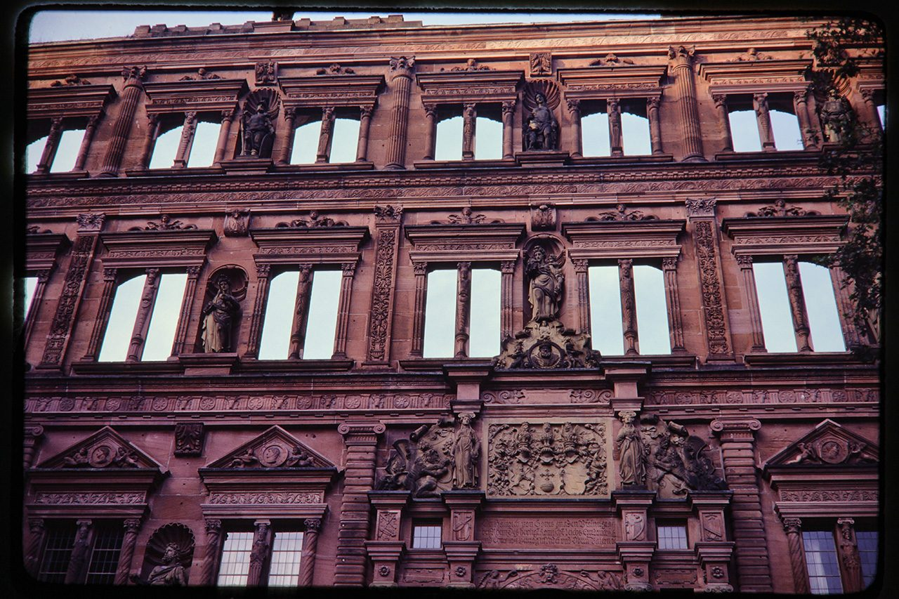 Heidelberg, Germany, June 1980